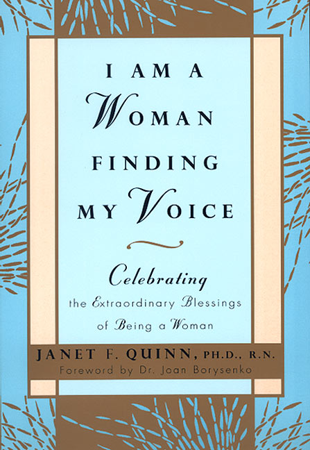 I Am A Woman Finding My Voice Book Cover